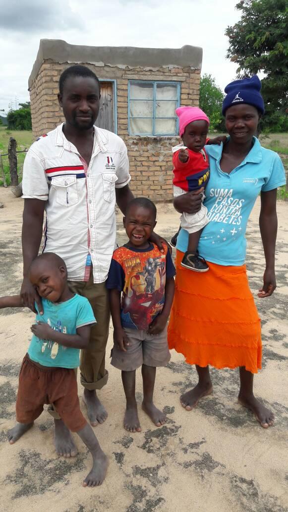 Kupa's neue Patenfamilie