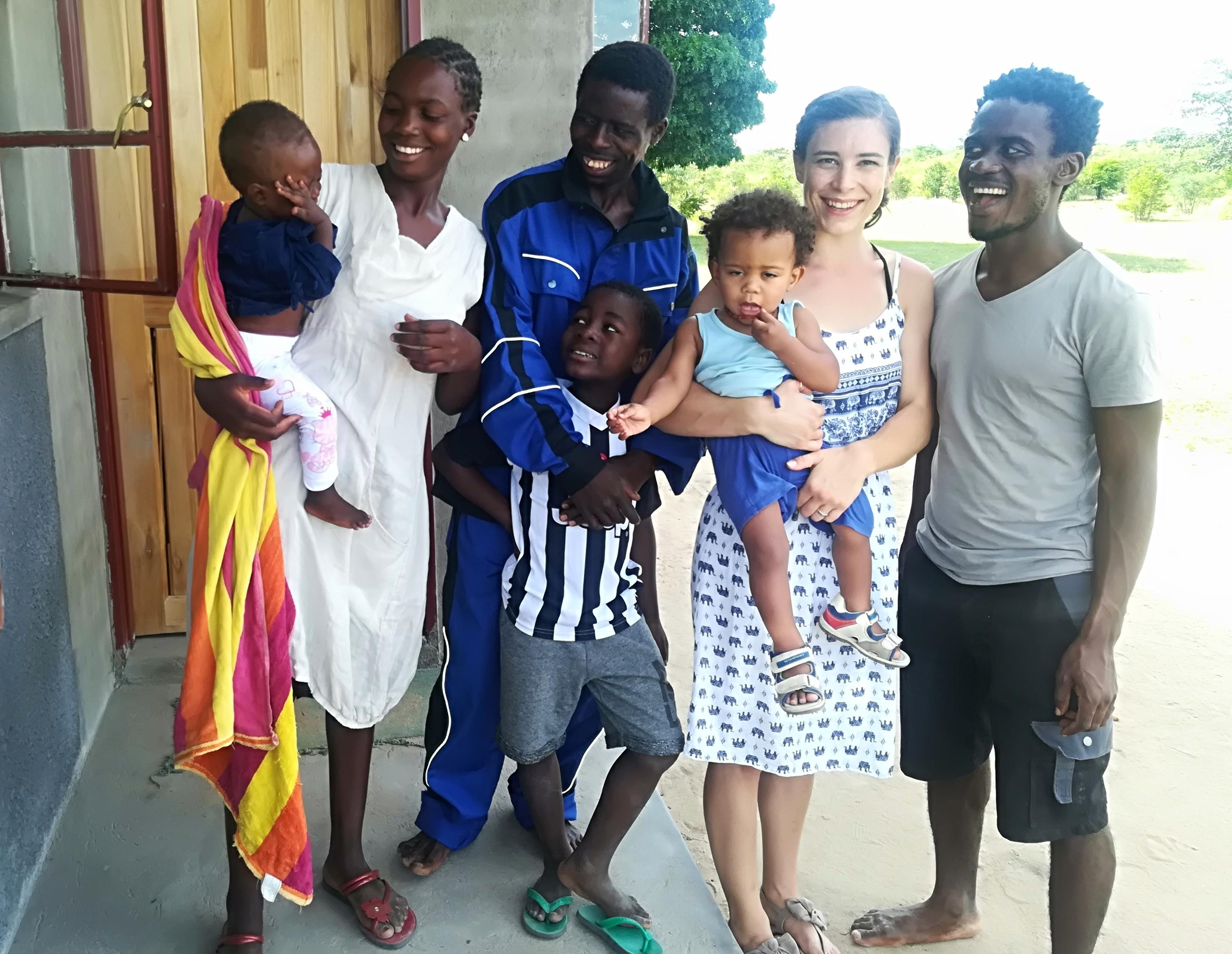Weihnachten in Simbabwe Teil 2