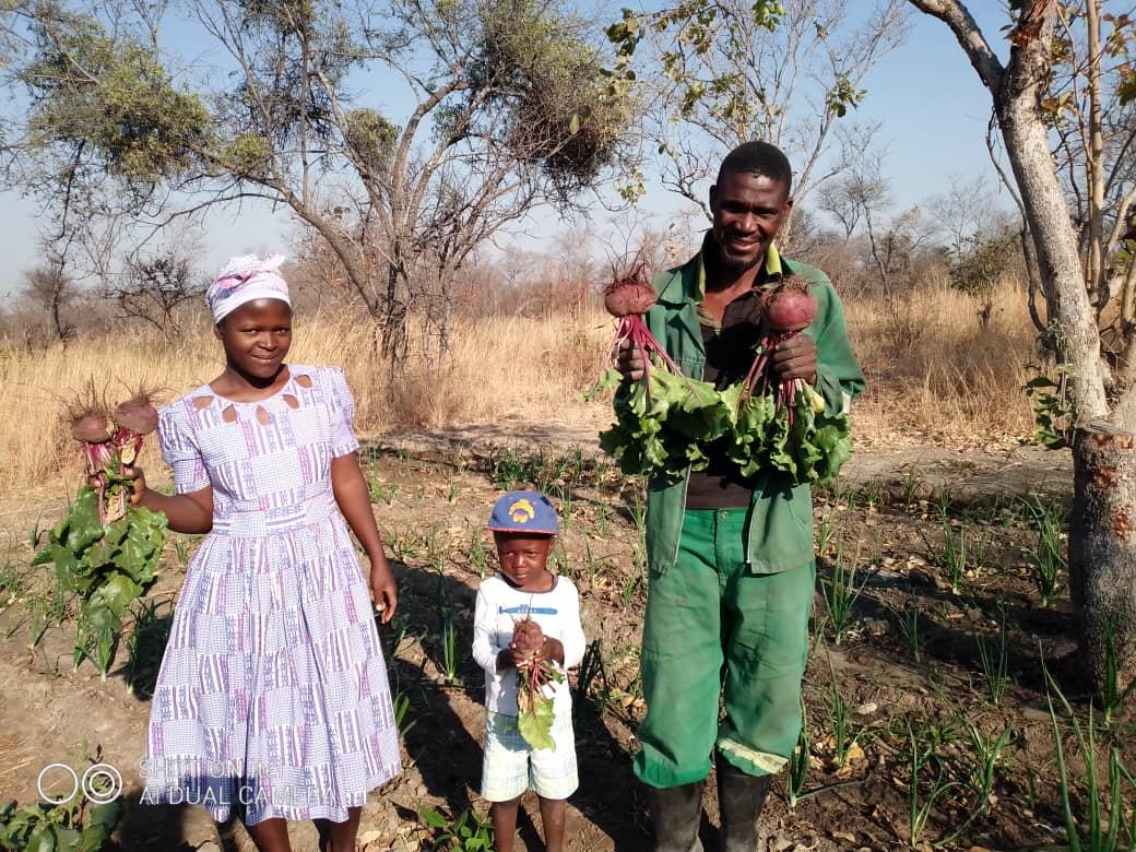 Das Leben im Faith Farm Children's Home