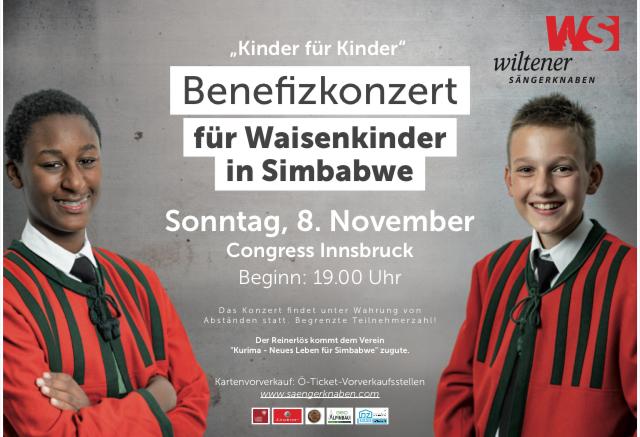 Benefizkonzert der Wiltener Sänger Knaben